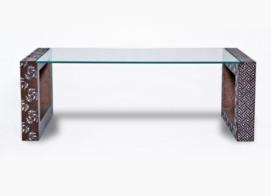 Dining Tables - Table Double Face, Magma Collection - MADE A MANO - ROSARIO PARRINELLO