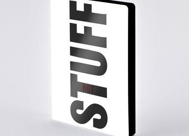 Stationery - Graphic L HOT STUFF - NUUNA