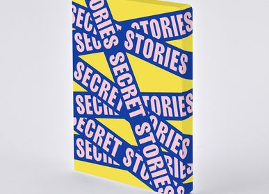 Stationery - Graphic L SECRET STORIES - NUUNA