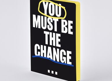 Stationery - YOU MUST BE THE CHANGE - NUUNA