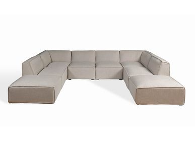 Sofas for hospitalities & contracts - SORIA SOFA - CRISAL DECORACIÓN