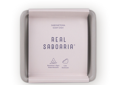 Soap dishes - Soap Dish - REAL SABOARIA