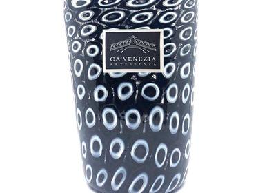 Bougies - Bianco & Nero Large Black Ca'Venezia - CA' VENEZIA