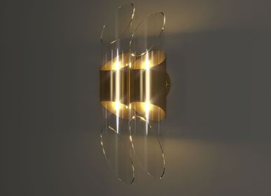 Wall lamps - Bamboo Wall Lamp - CREATIVEMARY