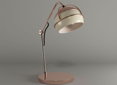 Table lamps - Black Widow Table Lamp - CREATIVEMARY