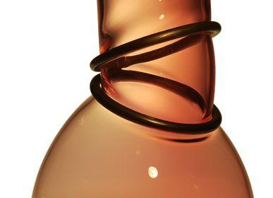 Vases - Vase DOUBLE RING - VANESSA MITRANI