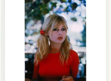 Art photos - Wall decoration. Bardot on Set. - ABLO BLOMMAERT