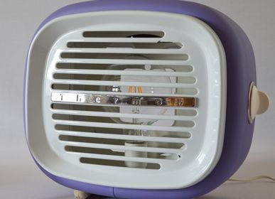 Objets design - Lampe de salon vintage Big Thermor Violet - ARTJL