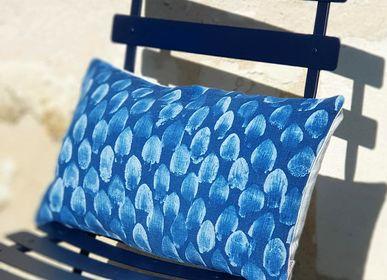 Fabric cushions - Kaen - ATELIER SOLVEIG