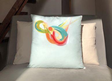 Fabric cushions - Kawsay Cushion Cover - IMOGEN HOPE
