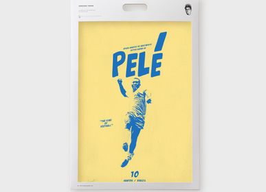 Affiches - Affiches / Illustrations Football International avec Zoran Lucic - SERGEANT PAPER