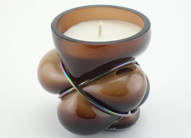 Decorative objects - PELOTE candle - VANESSA MITRANI