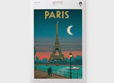 Affiches - Affiches / Illustrations - La FRANCE avec Alex Asfour - SERGEANT PAPER