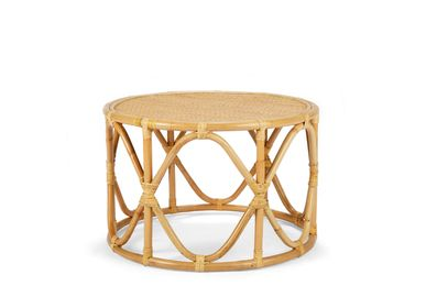 Other tables - RATTAN TABLE Ø70X45 CM MU21117 - ANDREA HOUSE