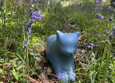 Design objects - Cat Ty Shee Zen Granite Blue - TY SHEE ZEN