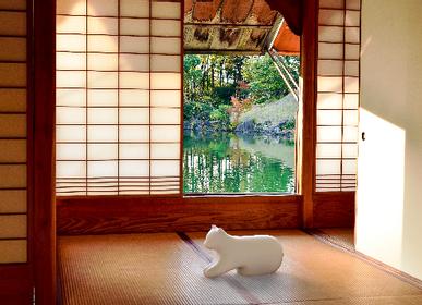 Design objects - Cat Ty Shee Zen Natural - TY SHEE ZEN