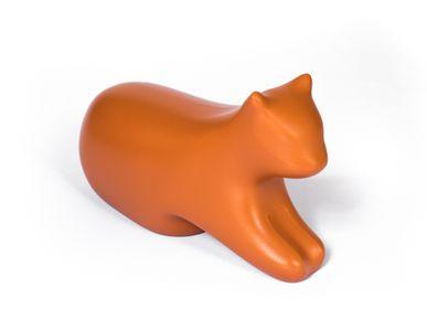 Design objects - Cat Ty Shee Zen Terracotta - TY SHEE ZEN
