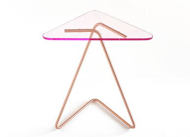 Tables basses - The Triangle Table / Copper - KRAY STUDIO