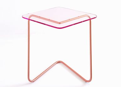 Tables basses - The Diamond Table / Copper - KRAY STUDIO