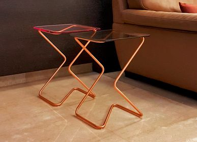 Tables basses - The Square Table / Copper - KRAY STUDIO