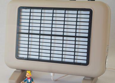 Objets design - Luminaire design gris mat Jura ArtJL - ARTJL