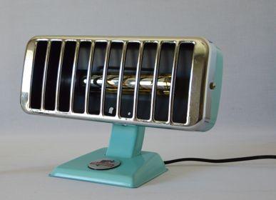 Objets design - éclairage design Petit Thermor Edison Vert Mint - ARTJL