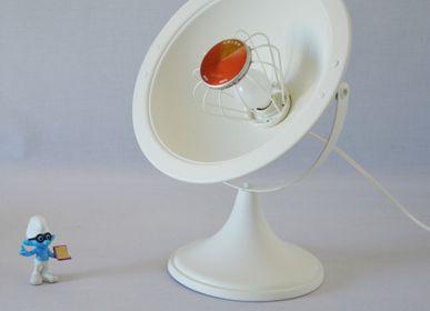 Objets design - Lampe artjl design Calor Parabole Blanche M - ARTJL