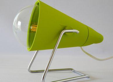 Objets design - Luminaire rétro Philips Spot Vert - ARTJL