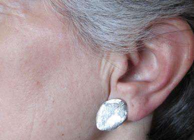 Jewelry - Earrings Leaf ND21 4 - LITTLE NOTHING - PAULA CASTRO
