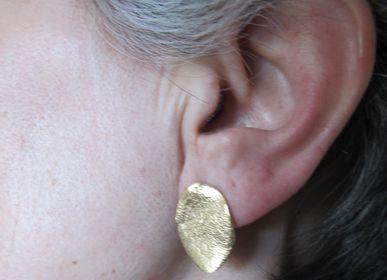Jewelry - Earrings Leaf ND21 5 - LITTLE NOTHING - PAULA CASTRO