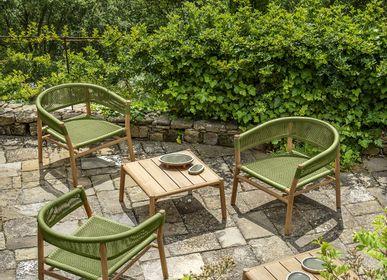 Fauteuils de jardin - Kilt Collection - ETHIMO