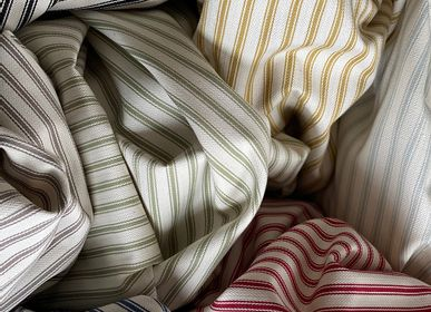 Upholstery fabrics - Anna Ticking - Upholstery fabrics - GIRONES