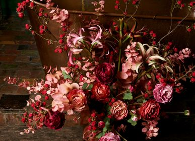 Décorations florales - AW21 Life is Rosy - Silk-ka Artificial flowers and plants for life! - SILK-KA
