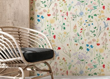 Other wall decoration - The Florist Wallpaper - ALL THE FRUITS