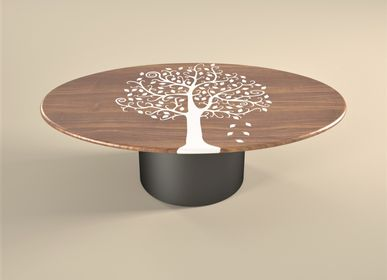 Objets design - Table basse - CAMUS - DABLEC