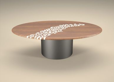 Design objects - Coffee table - CAMUS - DABLEC