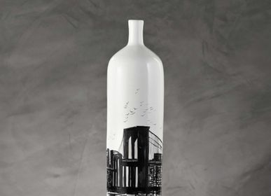 Ceramic - Bottle vase - ARTEFICE ATELIER