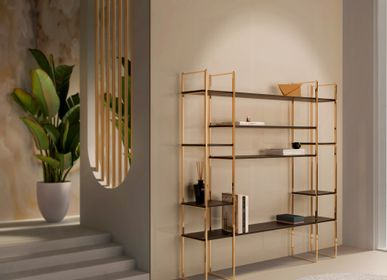 Bookshelves - Gaya Bookshelf - CASTRO LIGHTING