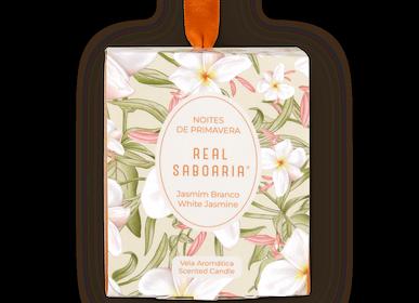 Bougies - Bougie parfumée Noites de Primavera - REAL SABOARIA