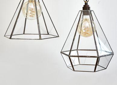 Suspensions - NUDE - Lampes en verre faites main - Elena et Francesca - STUDIOSILICE