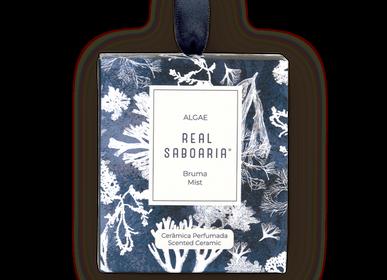 Home fragrances - Algae Scented Ceramic - REAL SABOARIA