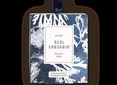Bougies - Bougie Parfumée Algae - REAL SABOARIA