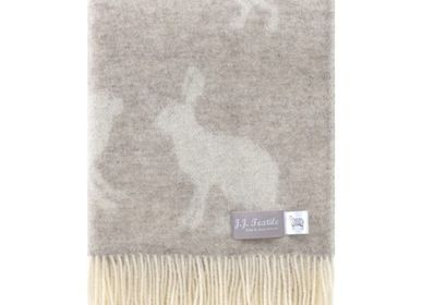 Throw blankets - Hare Throw - J.J. TEXTILE LTD