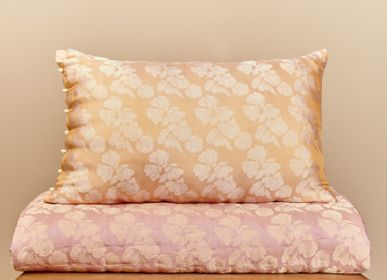 Bed linens - Silk Pillow Case | Macaroon - THE ANNAM HOUSE
