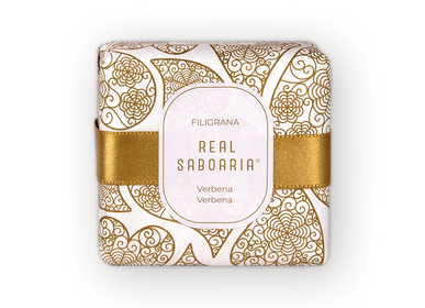 Soaps - Filigrana Soap 120g - REAL SABOARIA