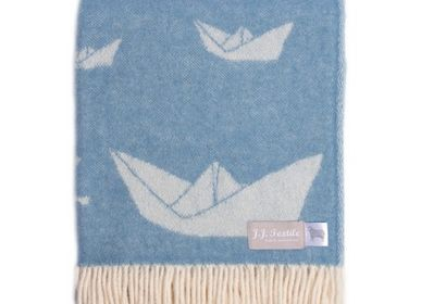 Throw blankets - Sea Throw - J.J. TEXTILE LTD