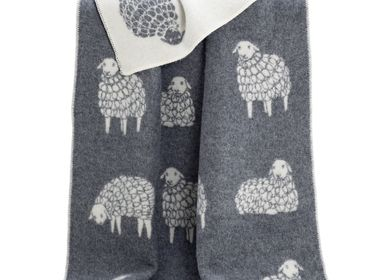 Throw blankets - Sheep Mima Blanket - J.J. TEXTILE LTD