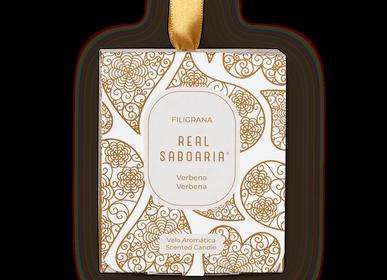 Bougies - Bougie Parfumée Filigrana - REAL SABOARIA