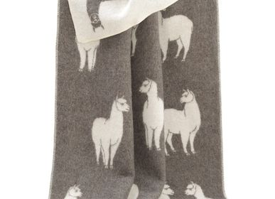 Throw blankets - Alpaca Throw - J.J. TEXTILE LTD