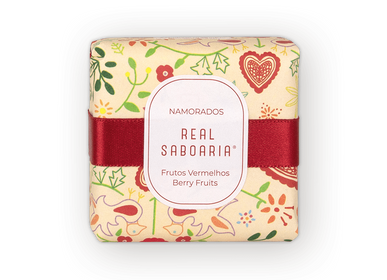 Soaps - Namorados Soap 120g - REAL SABOARIA